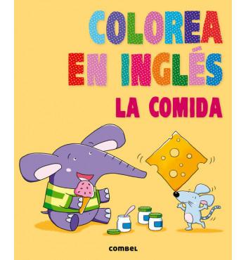 Colorea en inglés. La ropa